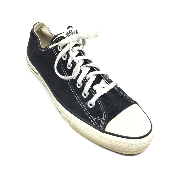 Converse Other - VINTAGE Converse USA Shoes Sneakers Size 10 Black